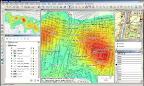 MapInfo Crime Profiler