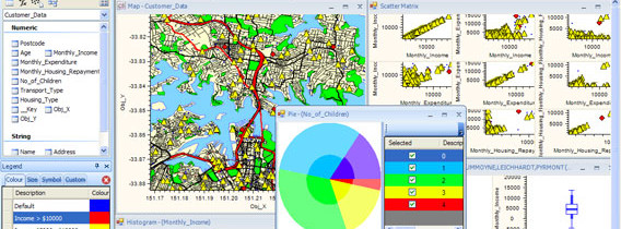 MapInfo Engage 3D
