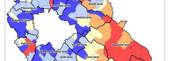 Népszámlálás Adatbázis (ArcCensus 2011 és 2001)