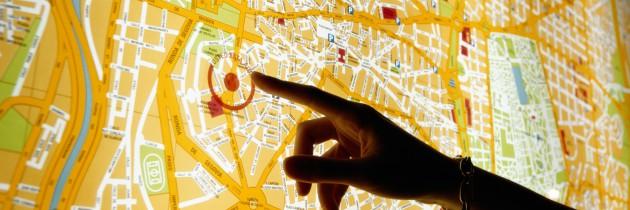 MapInfo alapú üzleti térinformatikai megoldások