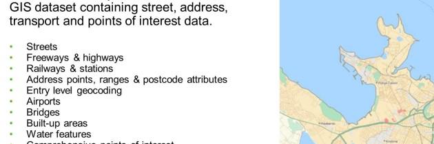 Pitney Bowes Location Data